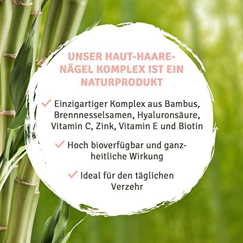 Vitaminpräparat InnoNature Haut Haare Nägel Komplex - 6