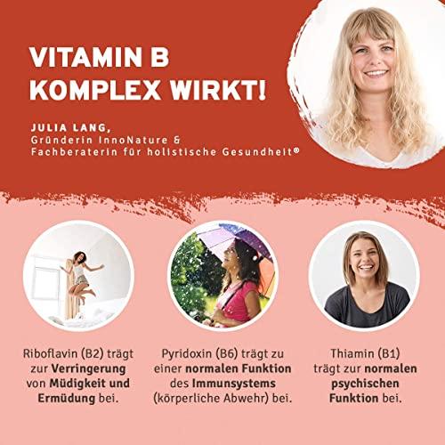 Vitaminpräparat InnoNature Vitamin B Komplex - 2