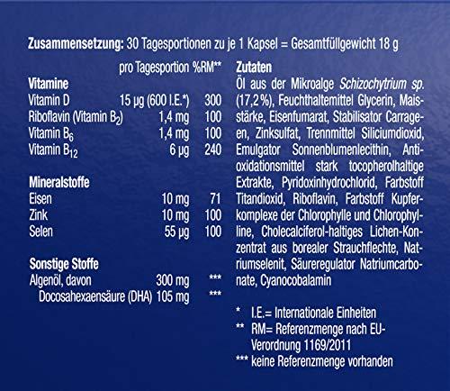 Vitaminpräparatetest Produkt orthomol veg one - 7