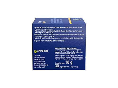 Vitaminpräparatetest Produkt orthomol veg one - 8