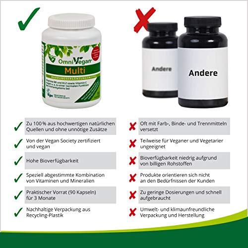 Vitaminpräparatetest Produkt BOMA OmniVegan - 3