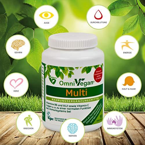 Vitaminpräparatetest Produkt BOMA OmniVegan - 5