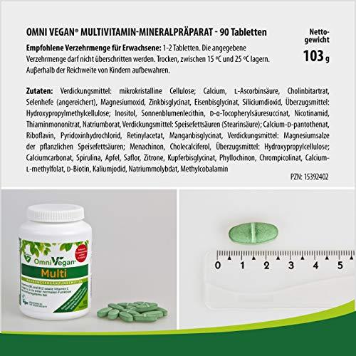 Vitaminpräparatetest Produkt BOMA OmniVegan - 6