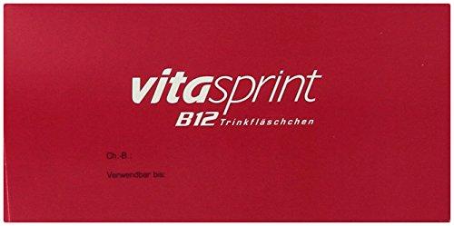 Vitaminpräparatetest Produkt Vitasprint B12 Trinkfläschchen - 2