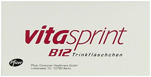 Vitaminpräparatetest Produkt Vitasprint B12 Trinkfläschchen - 4