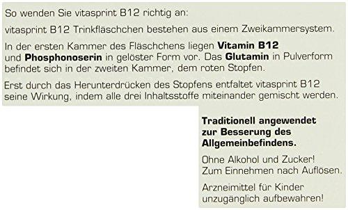 Vitaminpräparatetest Produkt Vitasprint B12 Trinkfläschchen - 5