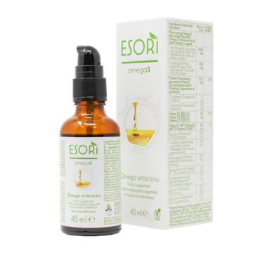 Vitaminpräparatetest Produkt ESORI Omega-3
